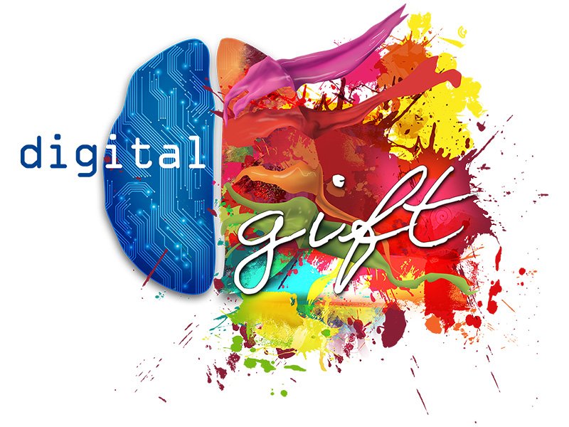 Logo Digital Gift
